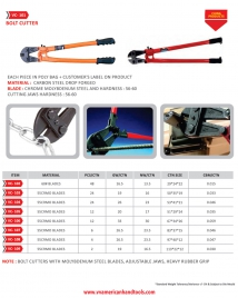 China Bolt Cutter